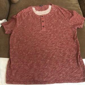 Vince Mens Henley shirt